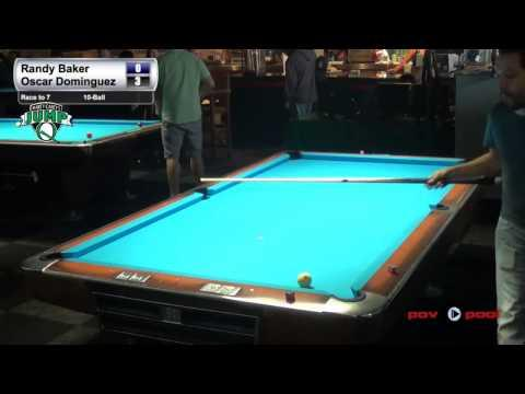 R. Baker vs O. Dominguez - #9 - 2015 Cole Dickson