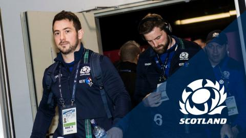 France v Scotland | Behind the Scenes