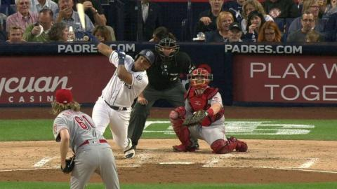 CIN@SD: Solarte belts a solo homer to center field