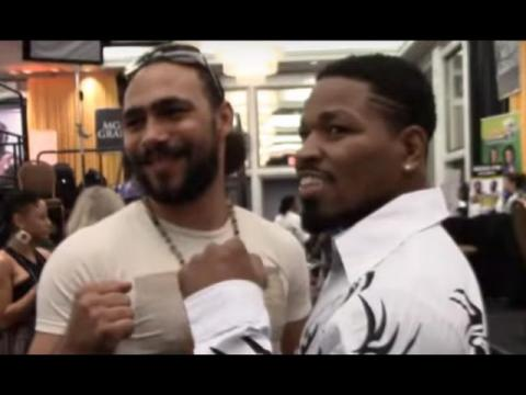 Keith Thurman - Shawn Porter Face Off !! Ready & Willing To Fight !! Will Al Haymon Let It Happen ??