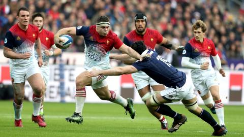 Official Extended Highlights: France 22-16 Scotland   RBS 6 Nations