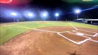 Geneva Baseball. Aerial Video. United Country Fulford Realty