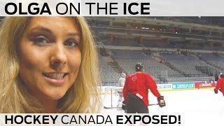 Claude Giroux Spills All On Teammates | #IIHFWorlds 2015