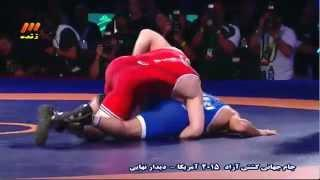 IRAN Vs USA - 2015 Wrestling Freestyle World Cup In Los Angeles (Final) (Part 2)