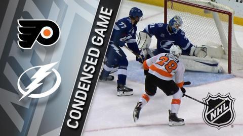 12/29/17 Condensed Game: Flyers @ Lightning