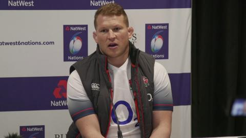 Eddie Jones and Dylan Hartley Press Conference | NatWest 6 Nations
