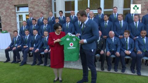 Irish Rugby TV: Rhys Ruddock - 'It's A Pretty Special Time To Tour Japan'