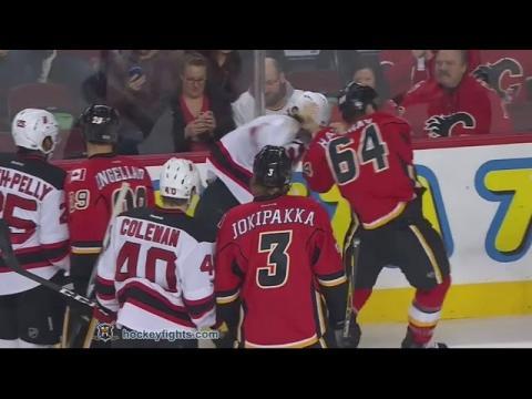 Kyle Quincey vs Garnet Hathaway Jan 13, 2017