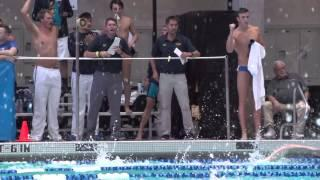 Cal Men's Swimming & Diving: 2015 NCAA Championships Highlight Video
