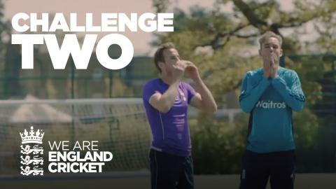 Hit the crossbar & stumps: England & Spurs Challenge two