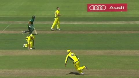South Africa vs Australia - 5th ODI -  South Africa Innings Highlights