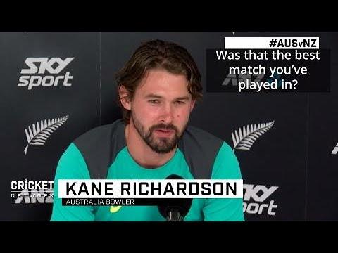 Richardson reflects on Eden Park epic