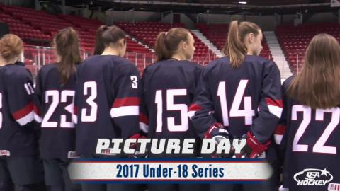 2017 Under-18 Series | Picture Day