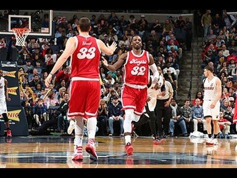 Marc Gasol And-1 Circus Shot