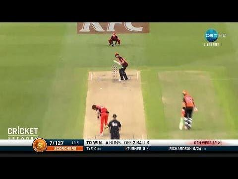 Melbourne Renegades v Perth Scorchers, BBL|07