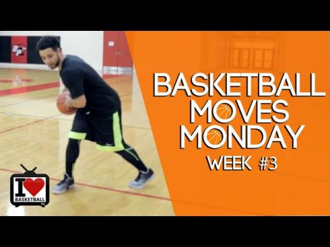 How To: Basketball Spin Move Counter | Basketball Moves Monday #3