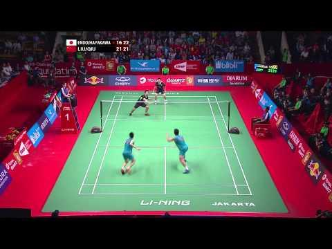 TOTAL BWF World Championships 2015 | Badminton Day 6 SF – Highlights 2
