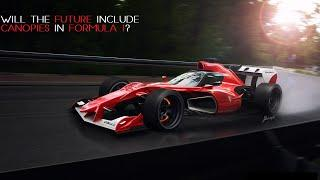 Future Of Formula 1: Canopies?