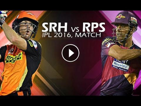 Bangla Cricket News,Mustafizur's Sunrisers Hyderabad VS Pune SG IPL