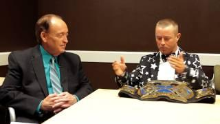 Rockstar Spud Talks About His Journey Into Pro Wrestling - Interview PT. 1