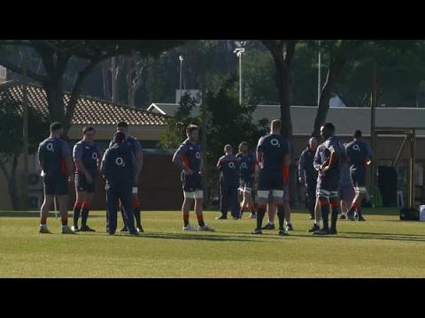 Player Diary: Tom Wood behind the scenes in Portugal