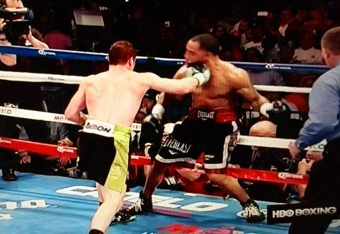 Canelo Alvarez vs James Kirkland Post Fight Results Review HBO What's Next