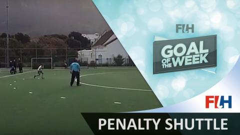 Penalty shuttle - Goal of the Week