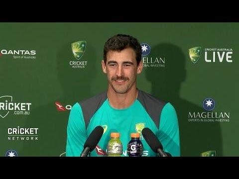 Starc satisfied with Australia's performance