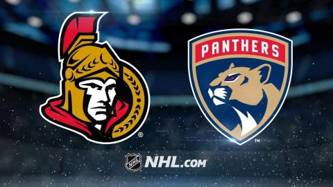 Reimer, Huberdeau power Panthers to 1-0 win