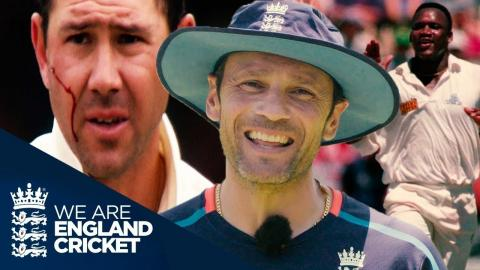 Adelaide '95? Melbourne '98? Lord's '05? - Mark Ramprakash's Top 3 Ashes Moments