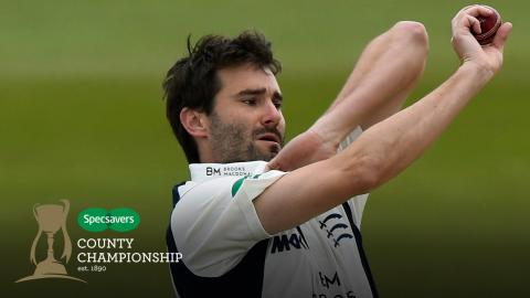 Rain halts Middlesex victory charge - Middlesex v Hampshire Day 3