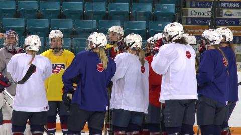 USA Hockey All Access: Episode Three, Preparing for the Next Stage