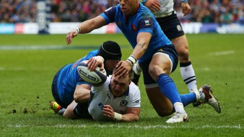 Stuart Hogg | Player of the Six Nations