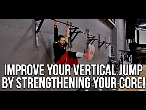 3 GREAT Core Exercises That Will Improve Your Vertical Jump & Explosiveness!