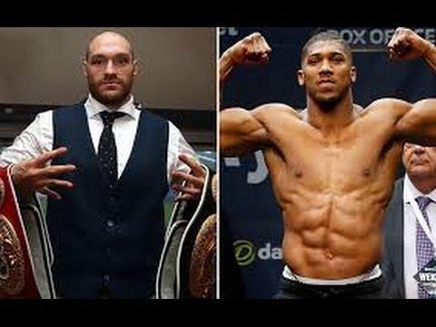 Heavyweight Division Fight News : Tyson Fury Wladimir Klitschko Deontay Wilder Anthony Joshua !!