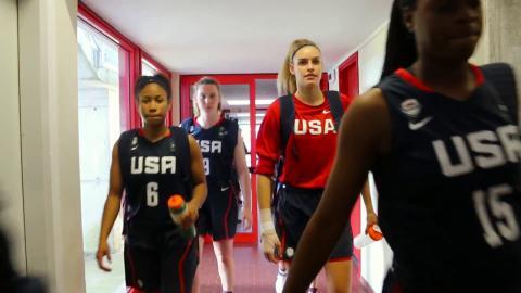 Full Court: 2017 USA Women's U19 World Cup Team
