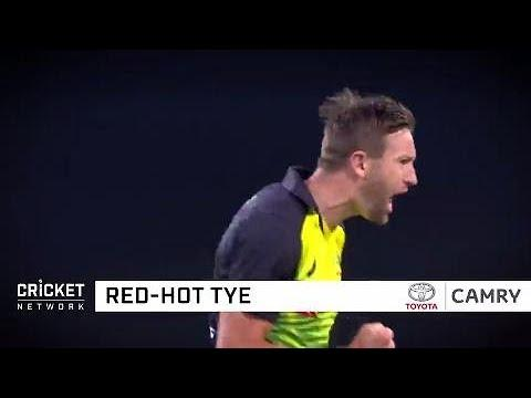 Best moments from Australia's T20 win