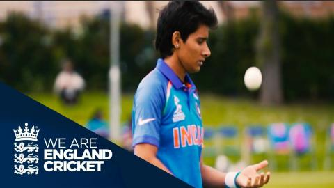 England Women Dominate India In World Cup Warm Up - ICC Women's World Cup 2017