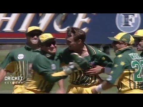 From the Vault: Anthony Stuart's ODI hat-trick
