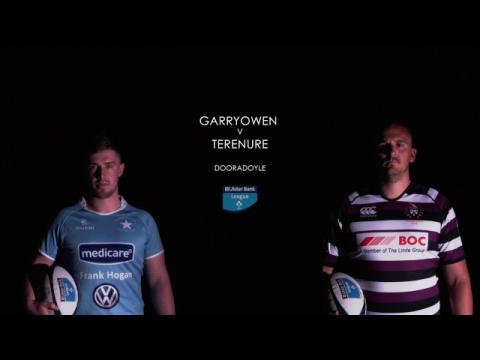 Ulster Bank League: Division 1A Head-To-Head (Round 9)