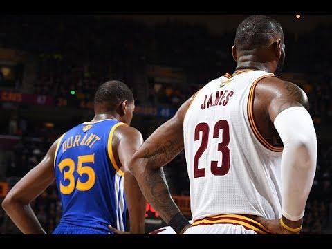 Best of LeBron James and Kevin Durant Through 4 Games Of NBA Finals 2017