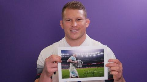 Competition: Win a signed Dylan Hartley photo from 2017!   NatWest 6 Nations