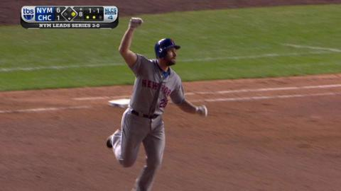 NLCS Gm4: Murphy homers in sixth straight for record
