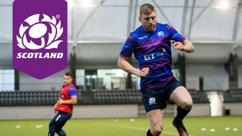 Scotland Training Camp | 5 days until Argentina