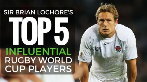 All Blacks Legends' Top 5 Greatest Rugby World Cup Players Ever