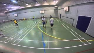Tower Hamlets Badminton Club Week 3 HD