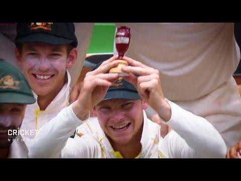 Top five moments of the SCG Test
