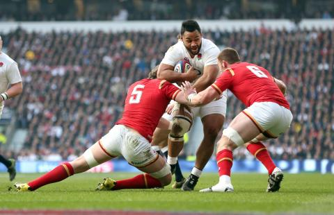 Second Half Highlights - England 25-21 Wales | RBS 6 Nations