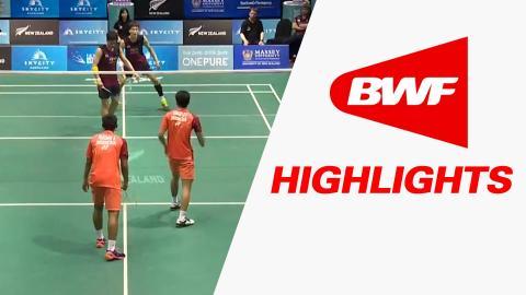 SKYCITY New Zealand Open 2016 | Badminton F – Highlights