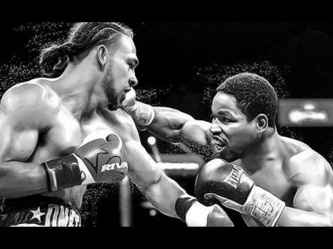Keith Thurman vs Shawn Porter Fight Is OFF !! Postponed ? Is Keith Faking Injury To Avoid Porter ?